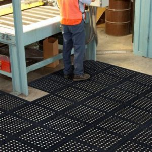 Could Anti-Fatigue Mats Improve Your Bottom Line?